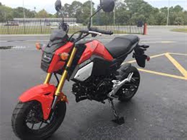 2019 Honda Grom ABS at Kent Motorsports, New Braunfels, TX 78130