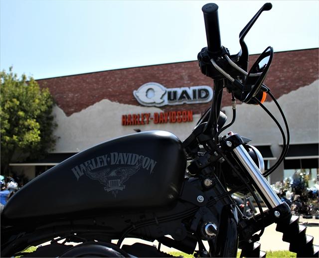 2018 Harley-Davidson Sportster Iron 883 at Quaid Harley-Davidson, Loma Linda, CA 92354