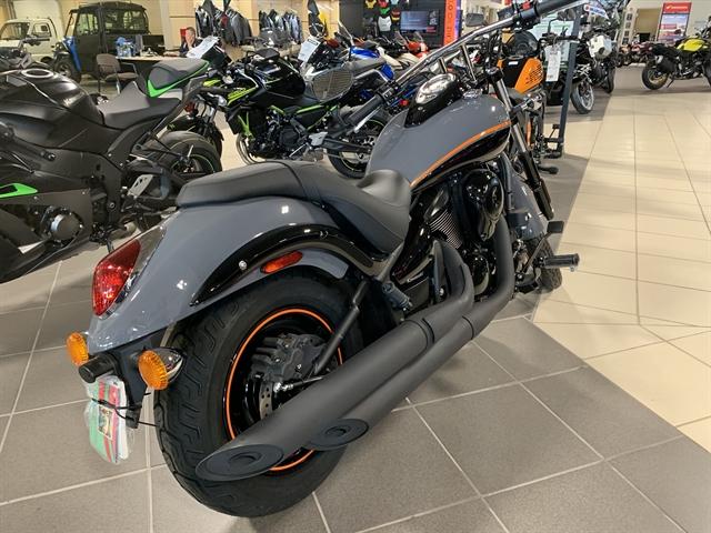 2019 Kawasaki Vulcan  900 Custom Custom at Star City Motor Sports