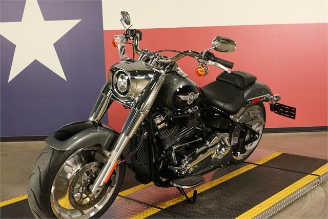 2021 Harley-Davidson Cruiser FLFBS Fat Boy 114 at Texas Harley