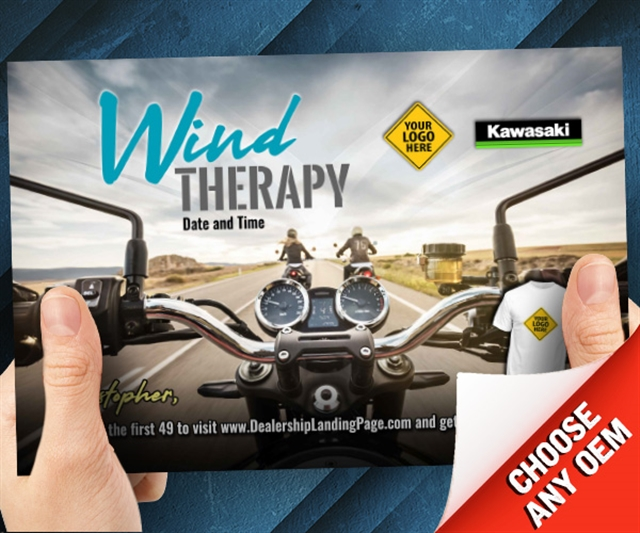2018 Anytime Wind Therapy Powersports at PSM Marketing - Peachtree City, GA 30269