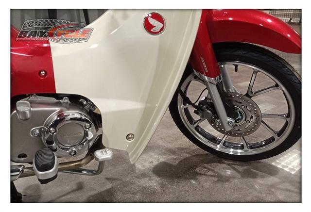 2021 Honda Super Cub C125 ABS at Bay Cycle Sales