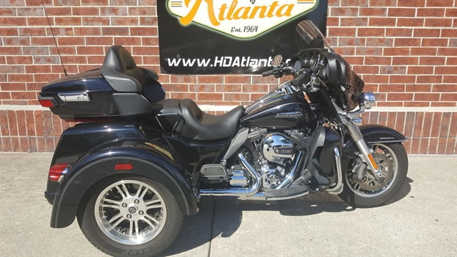 2016 Harley-Davidson Trike Tri Glide® Ultra at Harley-Davidson® of Atlanta, Lithia Springs, GA 30122