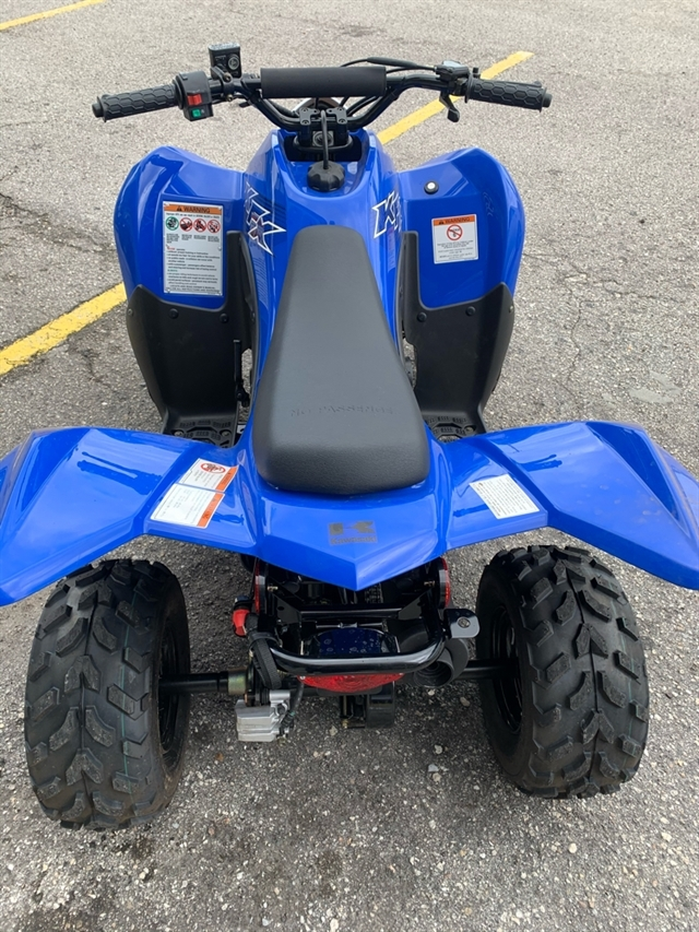 2020 Kawasaki KFX 50 at Jacksonville Powersports, Jacksonville, FL 32225
