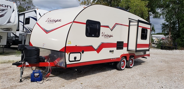 2019 Gulf Stream Vintage Cruiser 23RSS at Nishna Valley Cycle, Atlantic, IA 50022