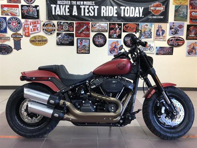 2019 Harley-Davidson Softail Fat Bob 114 at High Plains Harley-Davidson, Clovis, NM 88101