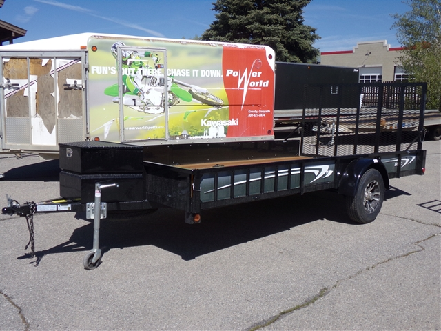 2020 ECHO/VOYAGER ERU-14-14-WD at Power World Sports, Granby, CO 80446