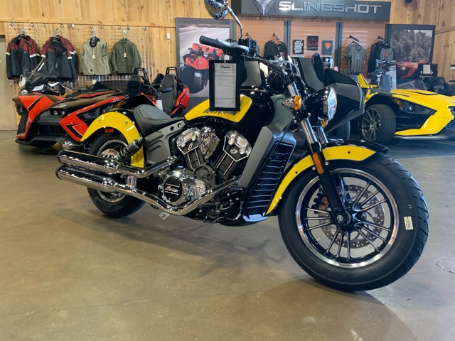 2019 Indian Scout ABS ICON SERIES Base at Mungenast Motorsports, St. Louis, MO 63123