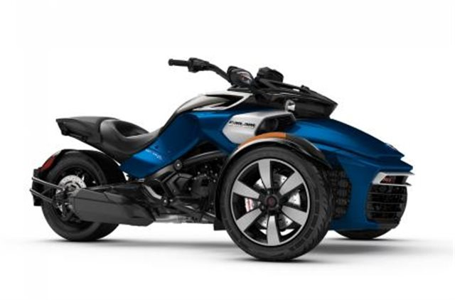 2018 Can-Am Spyder F3 S at Pete's Cycle Co., Severna Park, MD 21146