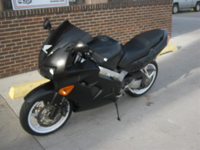 1999 Honda VFR800FI at Brenny's Motorcycle Clinic, Bettendorf, IA 52722