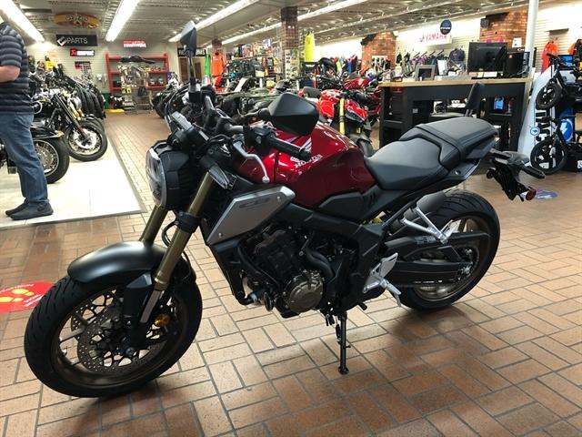 2020 Honda CB650R ABS at Wild West Motoplex
