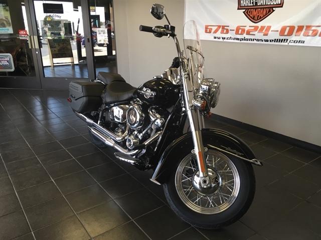 2020 Harley-Davidson Softail Heritage Classic at Champion Harley-Davidson