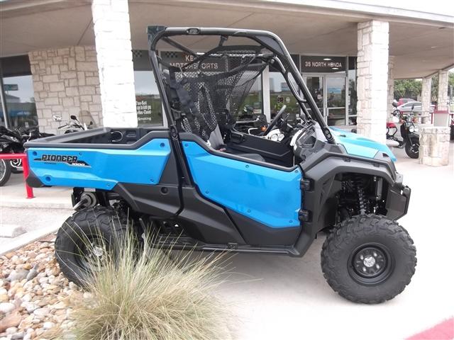 2018 Honda Pioneer 1000 EPS at Kent Motorsports, New Braunfels, TX 78130