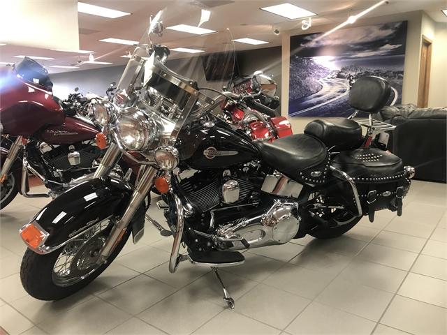 2002 Harley-Davidson FLSTC at Rooster's Harley Davidson