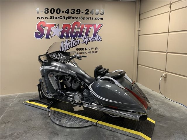 2008 Victory Motorcycles Vision  Tour Street at Star City Motor Sports