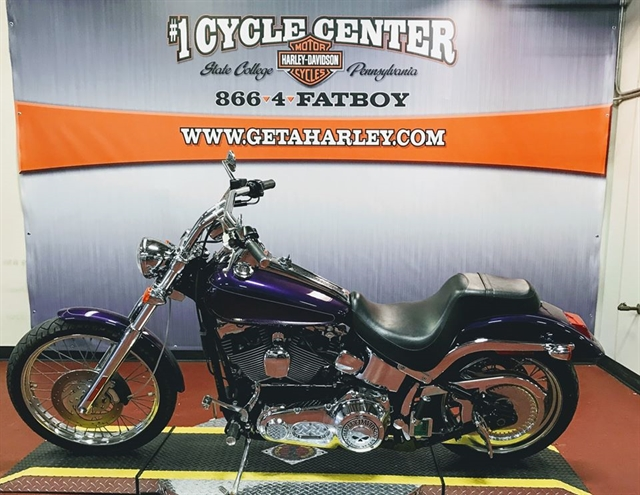 2000 Harley-Davidson FXSTD at #1 Cycle Center Harley-Davidson