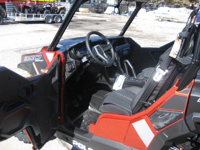 2019 Polaris General 1000 Deluxe at Fort Fremont Marine Redesign