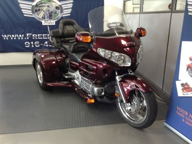 2006 Honda Gold Wing Audio Comfort at Freedom Rides, Lincoln, CA 95648