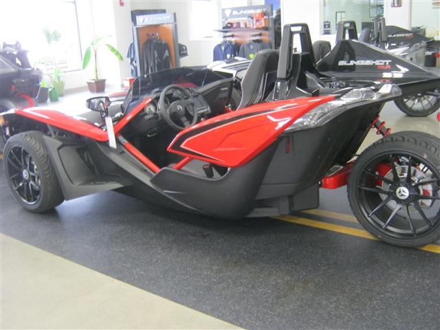 2019 Polaris Slingshot SLR at Brenny's Motorcycle Clinic, Bettendorf, IA 52722