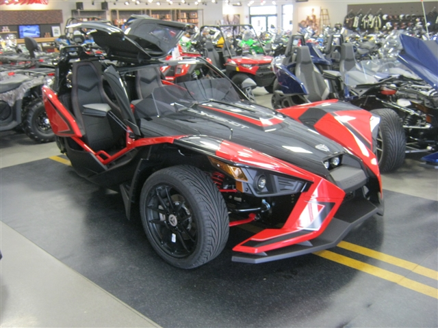 2019 Polaris Slingshot SLR at Brenny's Motorcycle Clinic, Bettendorf, IA 52722