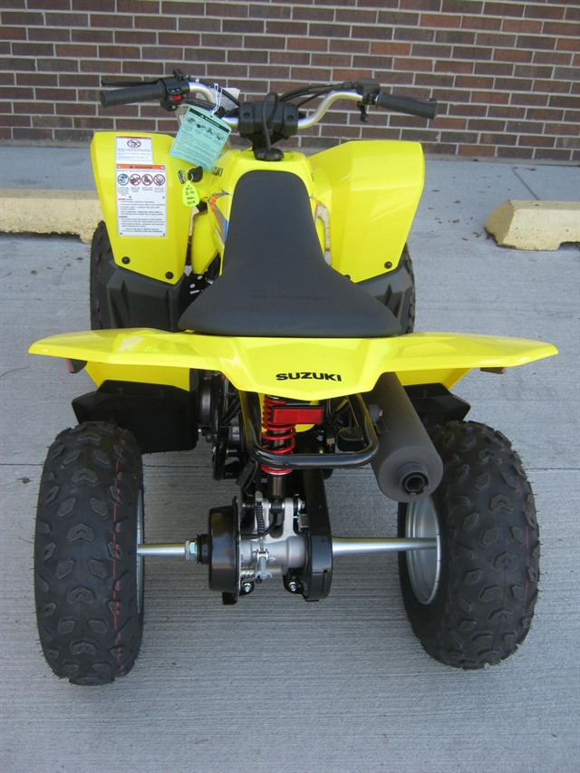 2020 Suzuki LT-Z90 at Brenny's Motorcycle Clinic, Bettendorf, IA 52722
