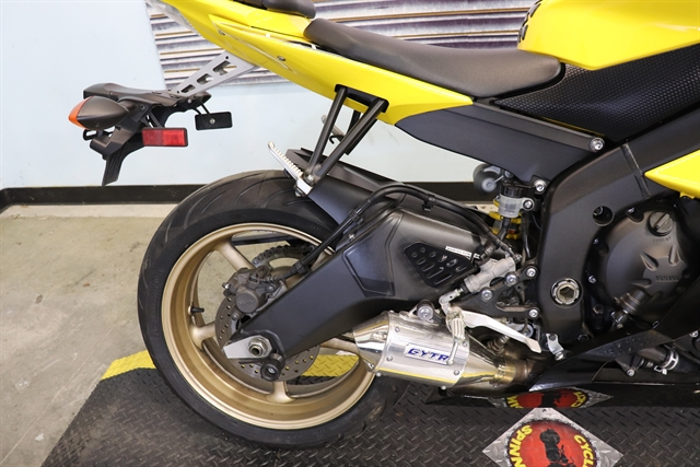 2016 Yamaha YZF R6 at Used Bikes Direct