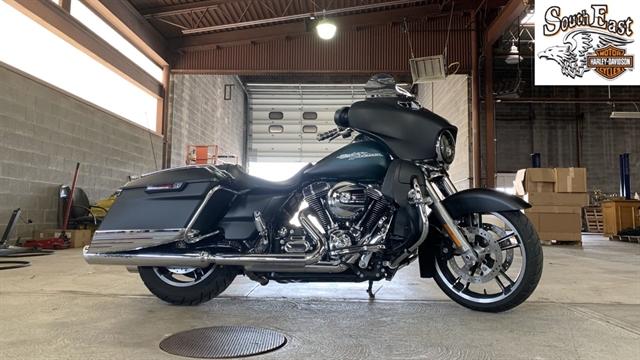 2016 Harley-Davidson Street Glide Base at South East Harley-Davidson