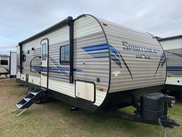 2019 KZ RV Sportsmen 241RLLE Rear Living at Campers RV Center, Shreveport, LA 71129