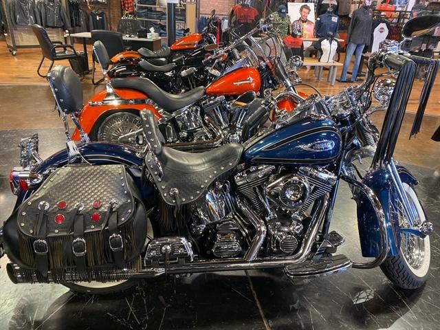 2000 Harley-Davidson FLSTS at Bumpus H-D of Jackson