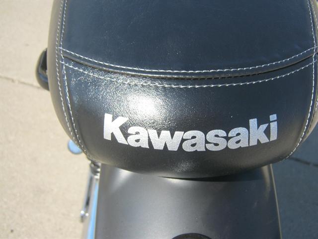 2019 Kawasaki W800 Cafe at Brenny's Motorcycle Clinic, Bettendorf, IA 52722