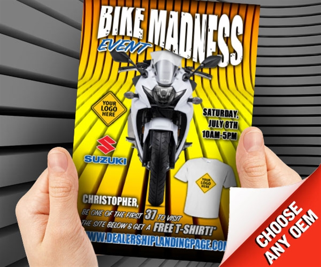 Bike Madness Powersports at PSM Marketing - Peachtree City, GA 30269