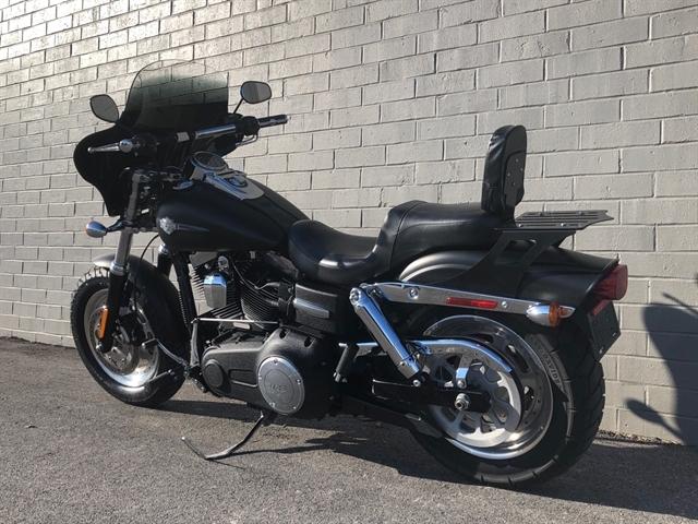 2012 Harley-Davidson Dyna Glide Fat Bob at Cannonball Harley-Davidson