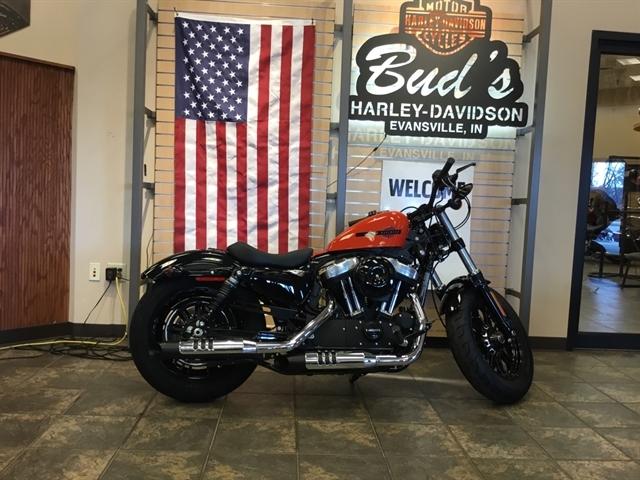 2020 Harley-Davidson Sportster Forty Eight at Bud's Harley-Davidson