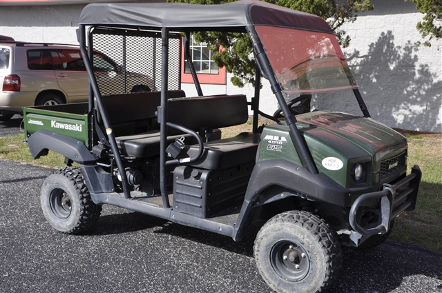 2016 Kawasaki Mule 4010 Trans4x4 at Seminole PowerSports North, Eustis, FL 32726
