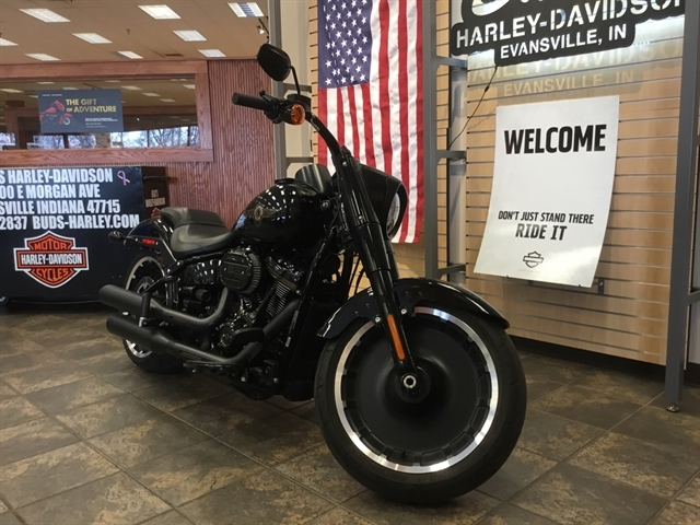 2020 Harley-Davidson Softail Fat Boy 114 30th Anniversary Limited Edition at Bud's Harley-Davidson