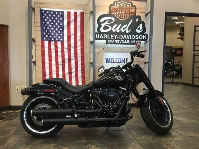2020 Harley-Davidson Softail Fat Boy 114 30th Anniversary Limited Edition at Bud's Harley-Davidson