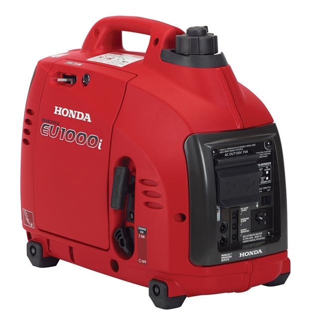 2021 Honda Generators EU1000i at Just For Fun Honda