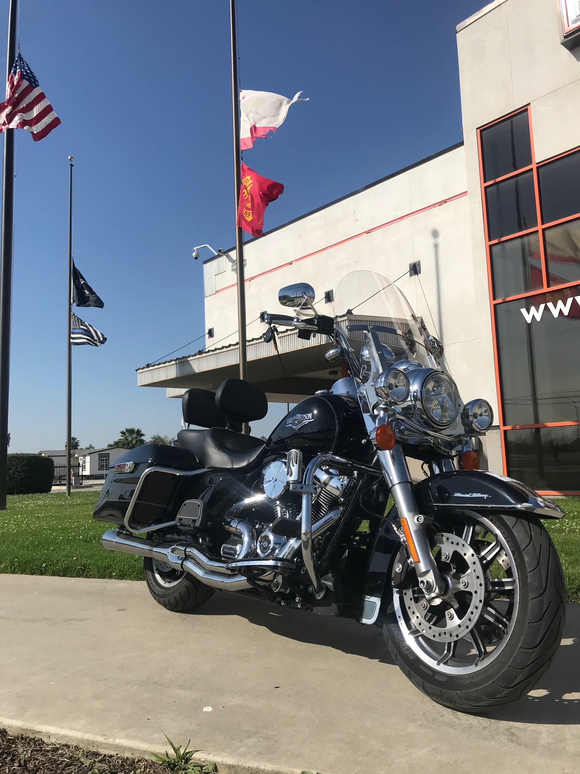 2017 Harley-Davidson Road King Base at Visalia Harley-Davidson