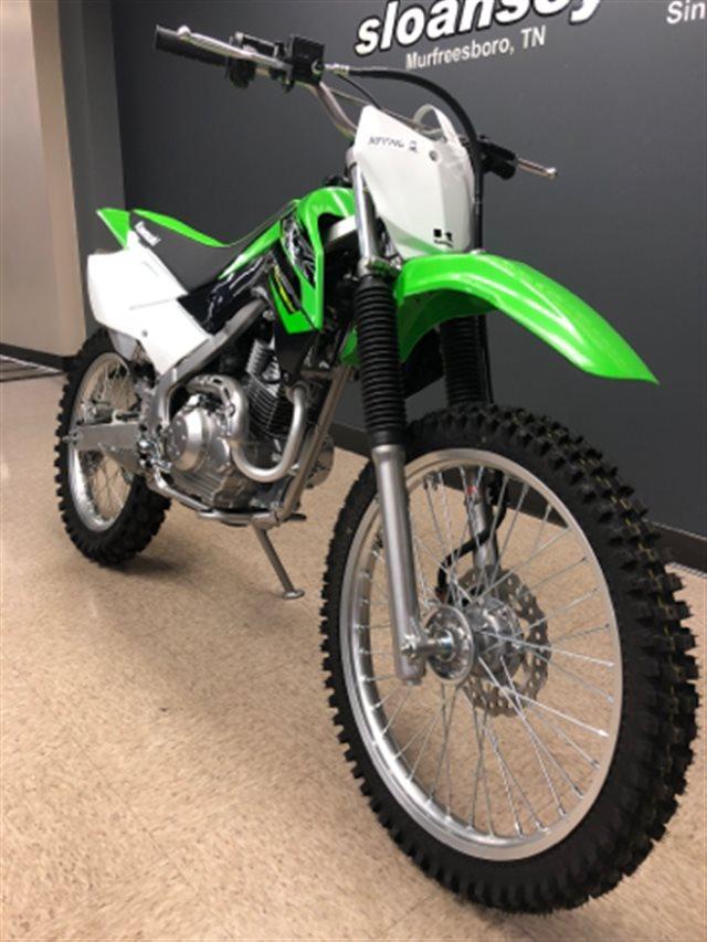 2019 Kawasaki KLX 140G at Sloan's Motorcycle, Murfreesboro, TN, 37129