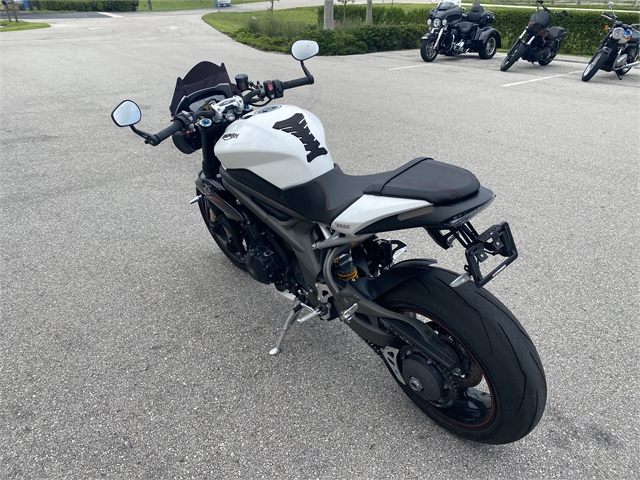 2019 Triumph Speed Triple RS at Fort Myers