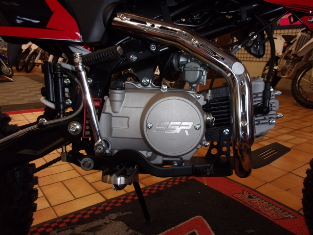 2020 SSR Motorsports TR Series SR125TR BW at Bobby J's Yamaha, Albuquerque, NM 87110