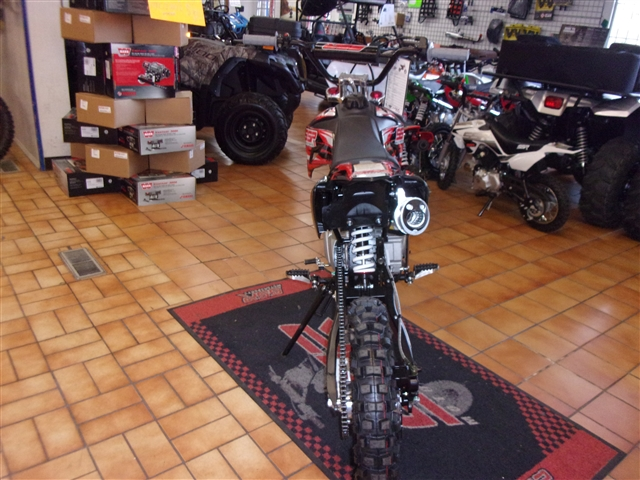 2020 SSR Motorsports TR Series SR125TR BW at Bobby J's Yamaha, Albuquerque, NM 87110