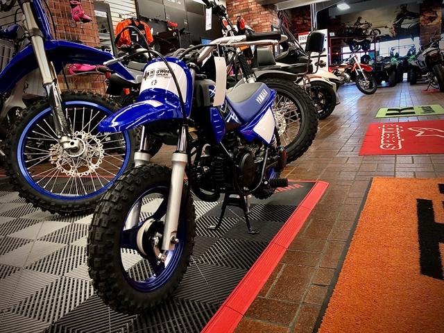 2021 Yamaha PW 50 at Wild West Motoplex