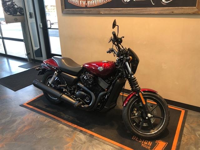2016 Harley-Davidson Street 750 at Vandervest Harley-Davidson, Green Bay, WI 54303