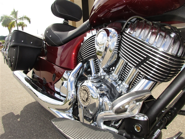 2018 Indian Chief Classic at Stu's Motorcycles, Fort Myers, FL 33912