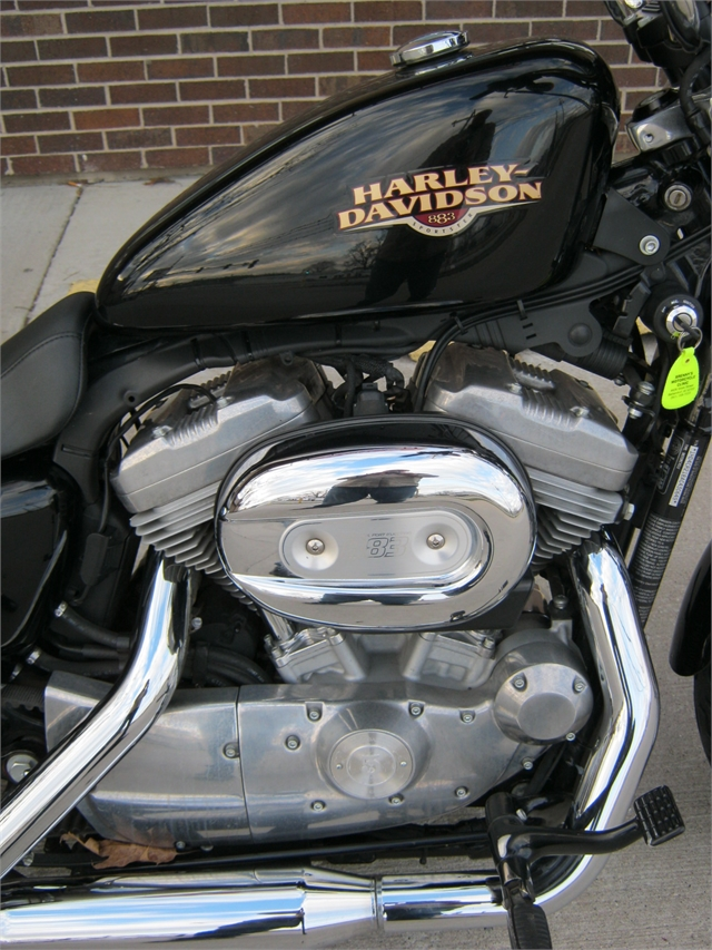 2010 Harley-Davidson XL883L - Sportster SuperLow at Brenny's Motorcycle Clinic, Bettendorf, IA 52722