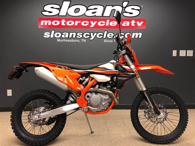 2019 KTM EXC 500 F at Sloans Motorcycle ATV, Murfreesboro, TN, 37129