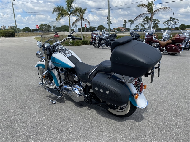 2016 Harley-Davidson Softail Deluxe at Fort Myers