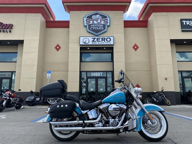 2016 Harley-Davidson FLSTN at Fort Myers