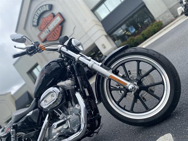 2011 Harley-Davidson Sportster 883 SuperLow at Southside Harley-Davidson